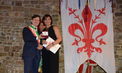 Fiorino d'oro per la presidente di Unicoop Firenze
