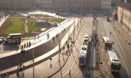 Progetto Firenze, «piazza Stazione ha un problema di sicurezza stradale»