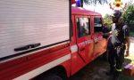 Impruneta, auto in fiamme al parcheggio della Coop