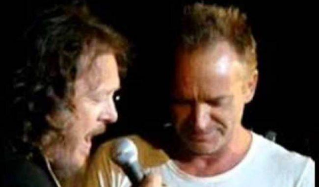 Sting e Zucchero: duetto nella tenuta &#8220&#x3B;Il Palagio&#8221&#x3B;