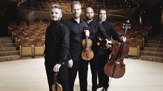 Il quartetto di Cremona