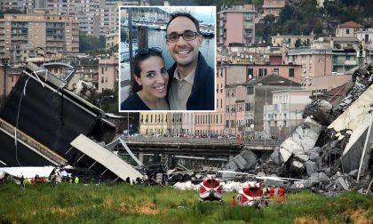 Crollo Ponte Morandi Genova: tra le vittime giovane medico di Firenze e fidanzata