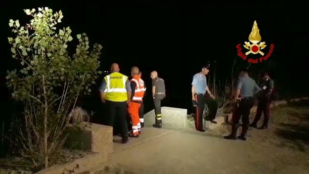 Trovato cadavere di un uomo a Bilancino