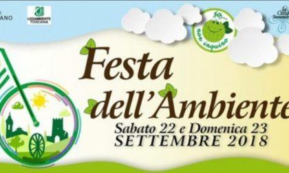 Al via la Festa dell'ambiente a Calenzano