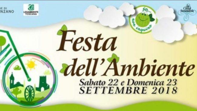 Al via la Festa dell&#8217&#x3B;ambiente a Calenzano