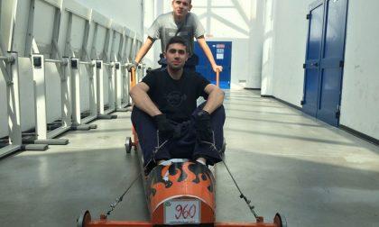 Studenti pratesi si sfidano nella gara dei carretti