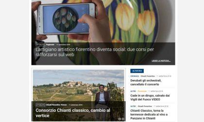"""FirenzeSettegiorni.it: nuovo quotidiano online e nuova veste """"social"""""""