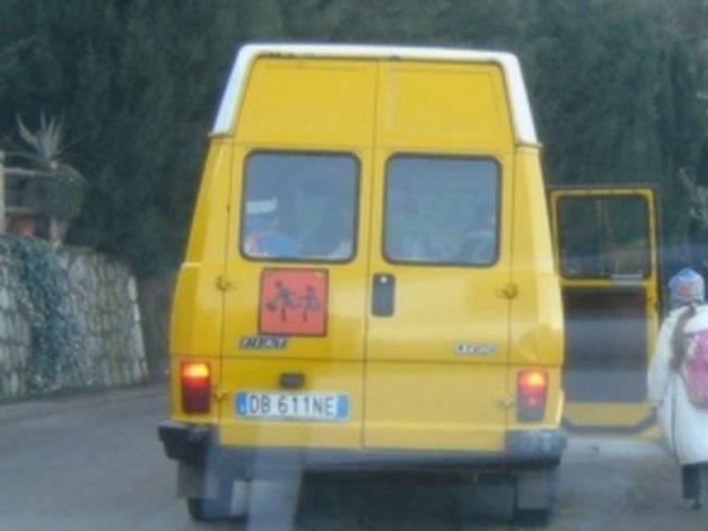 Scuolabus: cinture di sicurezza su tutti i pulmini a Calenzano