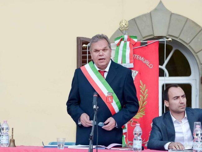 Première Vision Awards 2018, il sindaco Lorenzini si complimenta con Marini