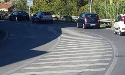 Incidente all'Isola: molte auto coinvolte
