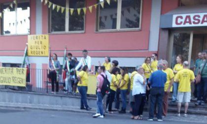 Staffetta per Giulio Regeni: cade il presidente del circolo