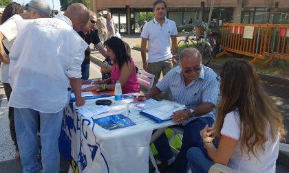 Raccolta firme pro Salvini