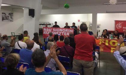 Vertenza Signorini: la solidarietà di Forza Italia