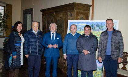 Marcello Bertini: il grande cantore del paesaggio toscano nel mondo