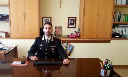 Nuovo Comandante dei carabinieri a Montecatini