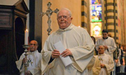 E' morto don Emilio Riva, parroco e canonico della cattedrale di Prato