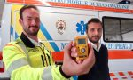 Monossido di carbonio: tutte le ambulanze di Prato con il rilevatore