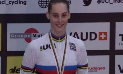 A cena con la campionessa di ciclismo Vittoria Guazzini