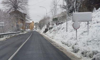 Situazione neve sotto controllo in Val di Bisenzio