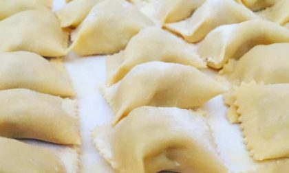 Tortelli e altri piatti tipici domani nel menù delle scuole di Carmignano