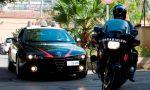 Furti a raffica nelle auto: arrestato