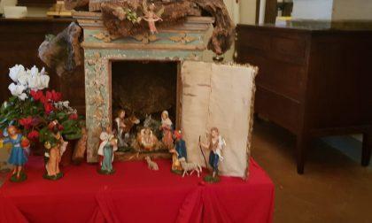 Oltre 50 presepi artistici in mostra alla Pieve di San Giovanni Decollato alla Rocca