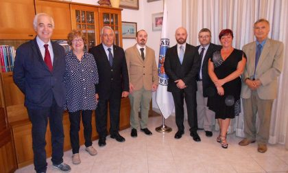 Per la prima volta il Consiglio Direttivo del Comitato Provinciale Area Pratese si è riunito a palazzo Datini