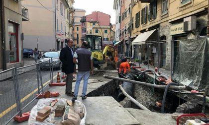 Sgravi su Tari e Cosap per le imprese danneggiate dalla presenza di cantieri