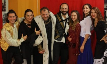 Ultimo dell'anno col Barbiere di Siviglia di Sandro Querci