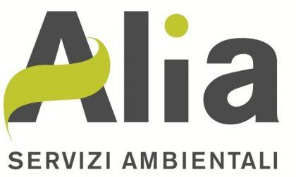 """Alia, i servizi """"porta a porta"""" previsti per il 25 aprile ed il 1° maggio in 14 comuni area pratese, pistoiese e piana fiorentina"""
