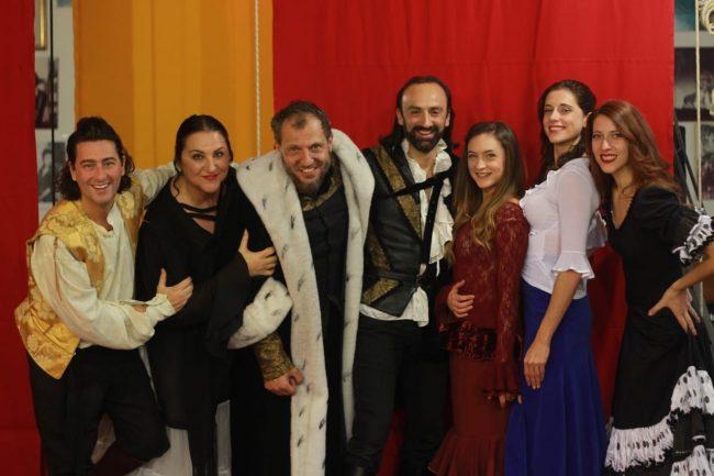 Conto alla rovescia per il &#8220&#x3B;Barbiere di Siviglia&#8221&#x3B; di Sandro Querci