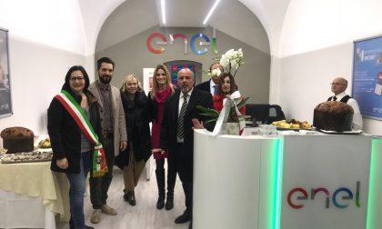 Empoli: inaugurato nuovo punto Enel in centro città