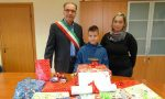 A Quarrata cittadinanza onoraria a Zia Caterina e tanti regali per il Meyer