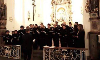 I cori di Vaiano e Prato in concerto a Wangen