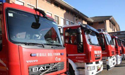 Incendio in un'abitazione a Chiusi
