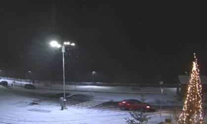 Neve all'Abetone