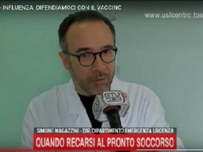 Influenza, terza causa di morte in Italia per patologia infettiva