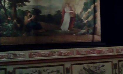 Nel Teatrino della Villa torna a suonare l'antico organo del 1703