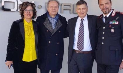 Distrutta da un incendio: dopo due anni rinasce la Com-ital a Montemurlo