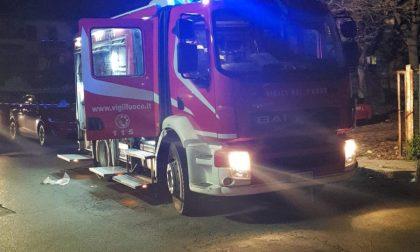 Prato, incendio in via del Castagno: due morti