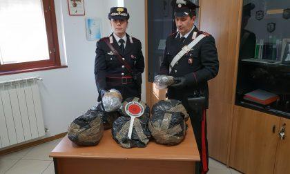 Montemurlo: sei Kg di droga e refurtiva nascosti in un capannone
