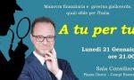 L'Onorevole Giorgio Mulè a Campi per il 25esimo anniversario di Forza Italia