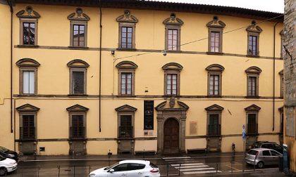 Pistoia, chiude temporaneamente Palazzo Fabroni