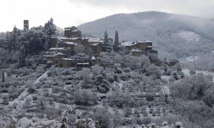 Maltempo, domani codice giallo per rischio neve