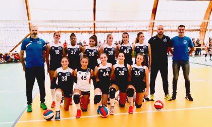 Volley Monsummano, solo vittorie per le Under donne