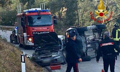 Incidente a Rapolano Terme, intervengono i Vigili del fuoco