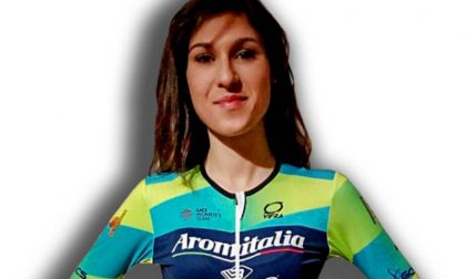 Sofia Beggin pronta per il Campionato Italiano di Ciclocross