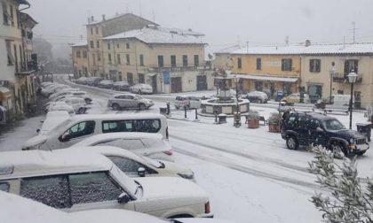 Neve in Toscana: domani arriva il freddo