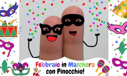 Parco di Pinocchio, tutti gli eventi in programma a febbraio