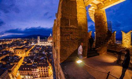Un brindisi per San Valentino: sulla Torre di Palazzo Vecchio!